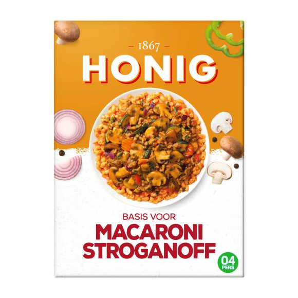 Honig Mix voor macaroni stroganoff product photo