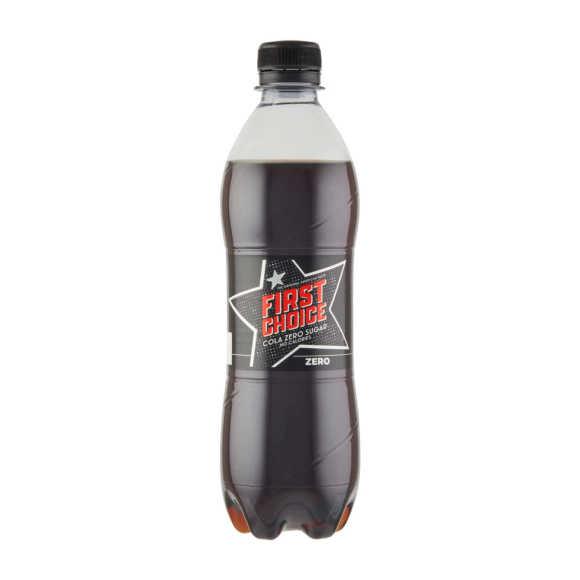 First Choice Cola no sugar product photo