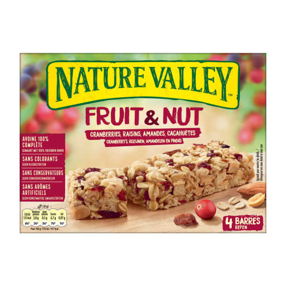 Nature Fruit nut cranberry product photo