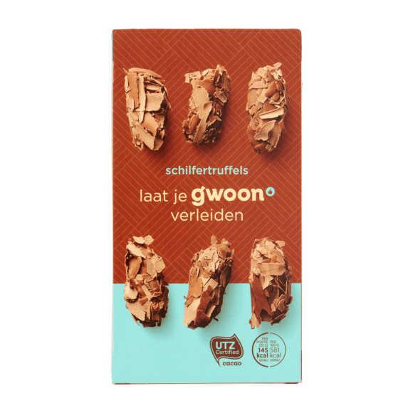 g'woon Schilfer truffels product photo