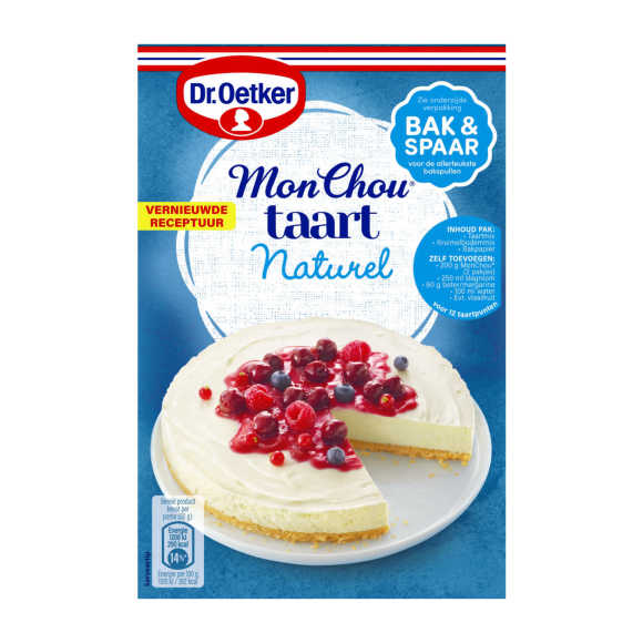 Dr. Oetker Monchoutaart product photo