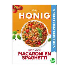 Honig Mix voor Macaroni/ spaghetti dubbelpack product photo