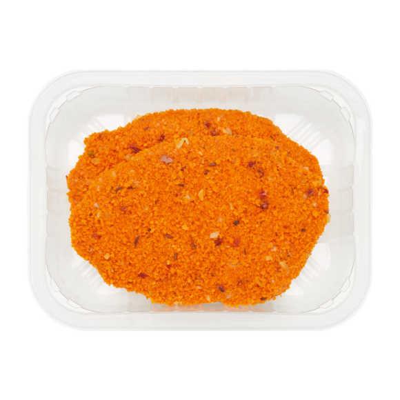 Vegetarische zigeunerschnitzel product photo