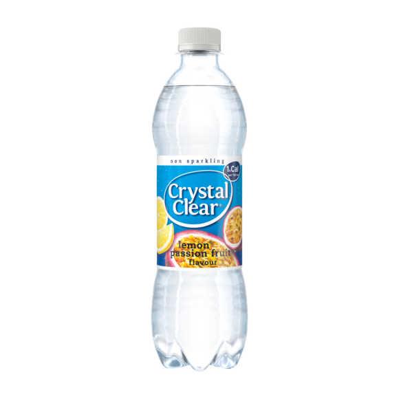 Crystal Clear Citroen-passievrucht koolzuurvrij product photo