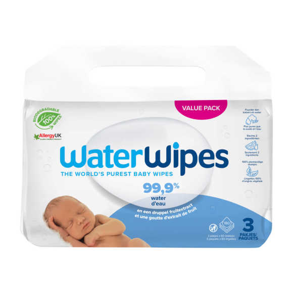 Waterwipes Babydoekjes product photo