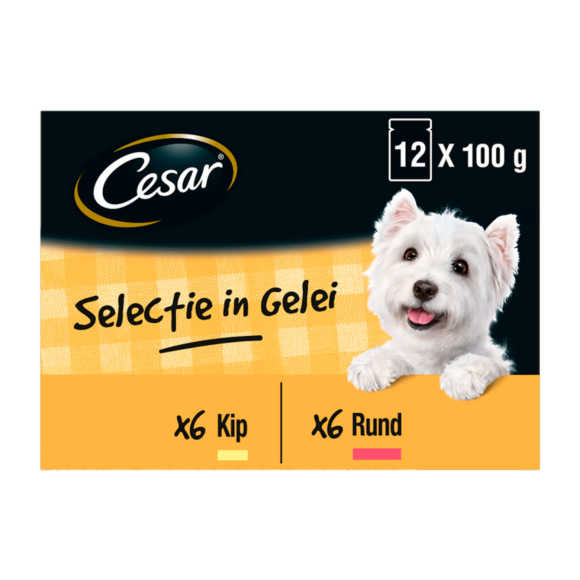 Cesar Selectie in saus 2X6 product photo