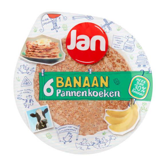 Jan Pannenkoek banaan product photo