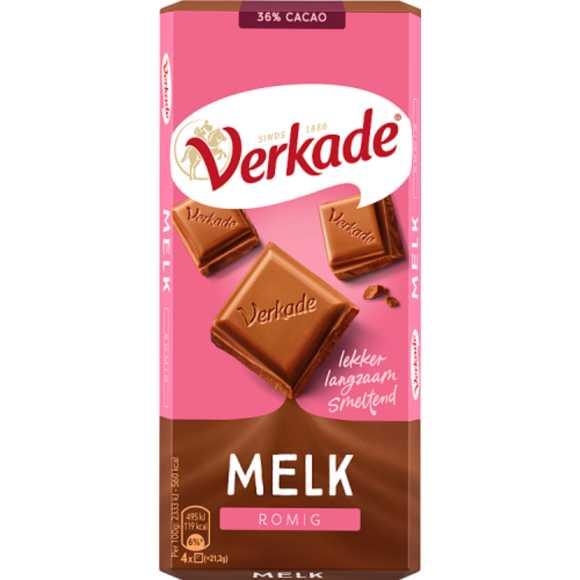 Verkade Tablet melk product photo