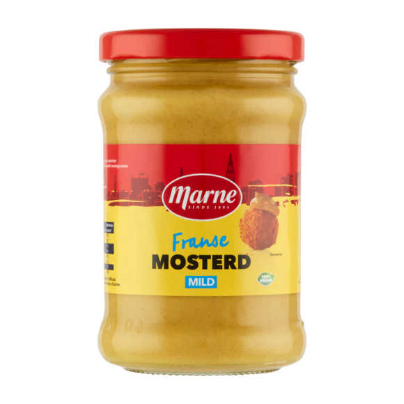 Marne Mosterd Frans mild product photo