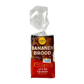 Sunt Bananenbrood chocolade product photo