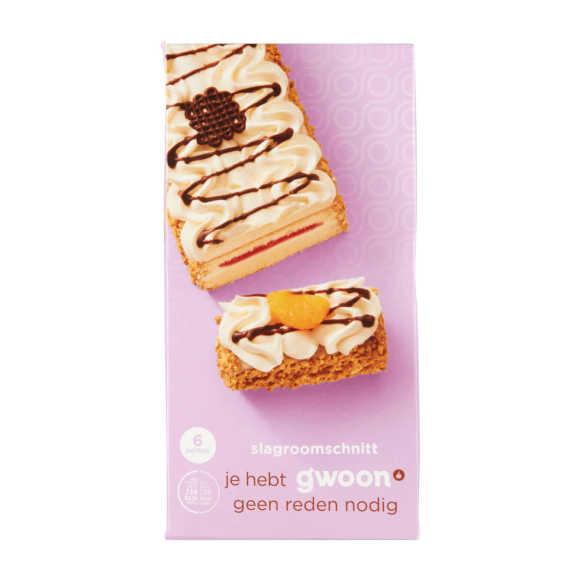 g'woon Slagroomschnitt product photo