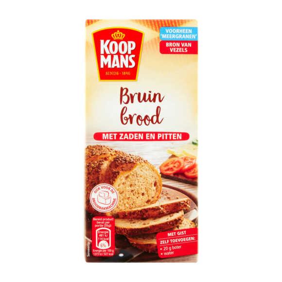 Koopmans Brood meergranen product photo