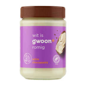 g'woon Witte chocopasta product photo