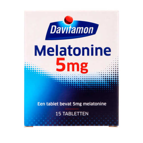 Davitamon Melatonine 5mg product photo