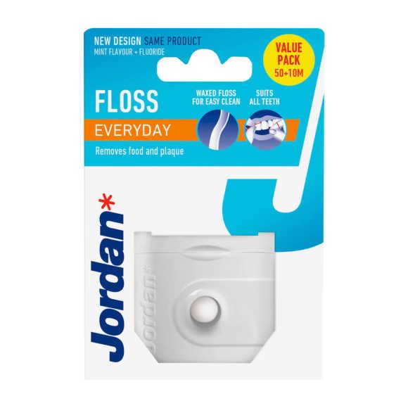 JORD EVERYDAY DENTAL FLOSS 50M product photo