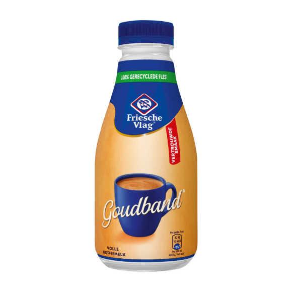 Friesche Vlag Goudband koffiemelk product photo