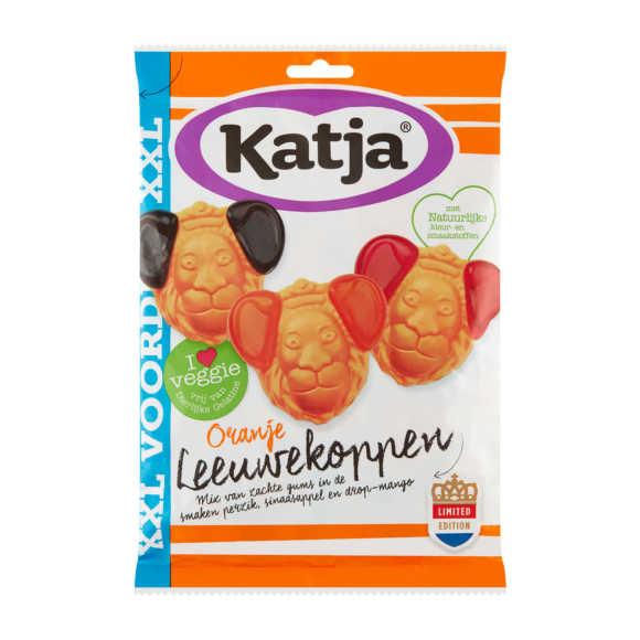 Katja Oranje leeuwenkoppen product photo