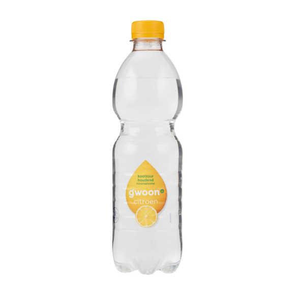 g'woon Mineraalwater citroen koolzuurhoudend product photo