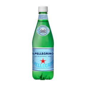 S.Pellegrino Mineraalwater licht sprankelend product photo