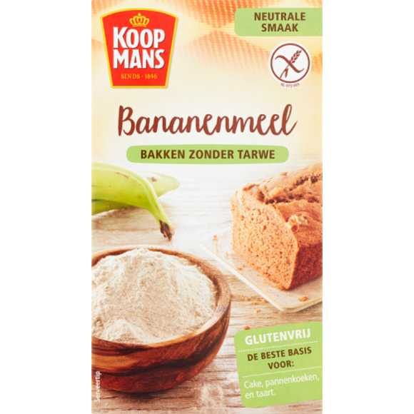 Koopmans Bananenmeel product photo