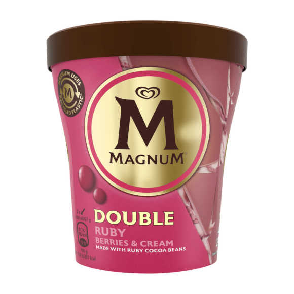 Magnum Pint IJs double ruby berries & cream product photo