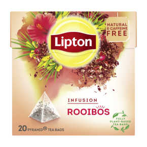 Lipton Tea rooibos product photo