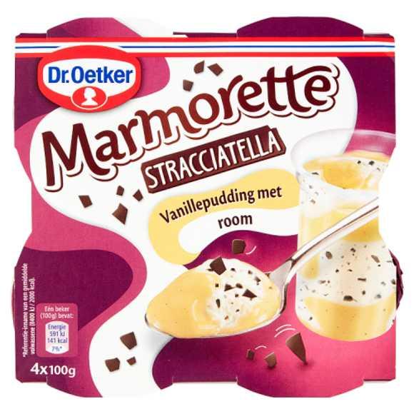 Dr. Oetker Marmorette vanille product photo