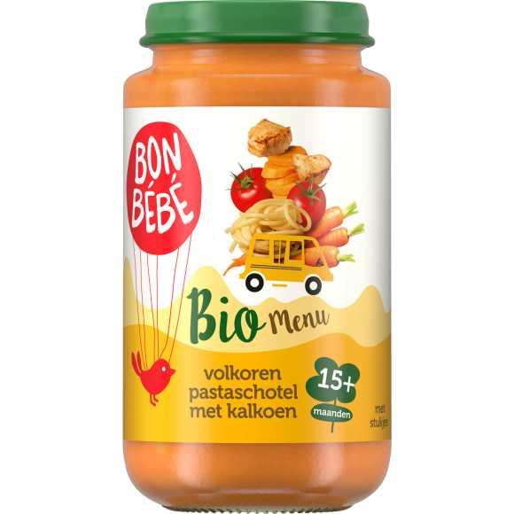 Bonbébé Kalkoen pastaschotel product photo