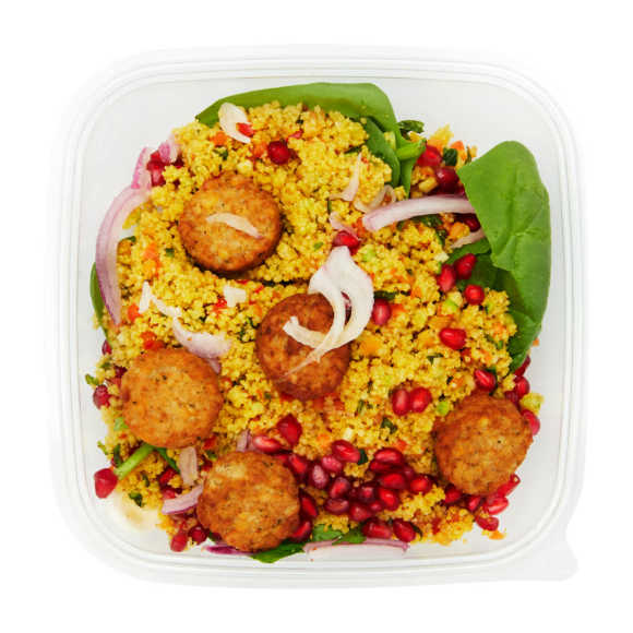 Luxe Salade falafal product photo