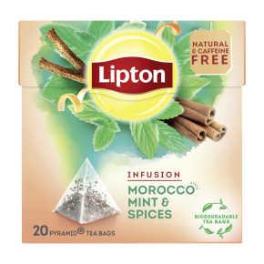 Lipton Tea Morocco mint product photo