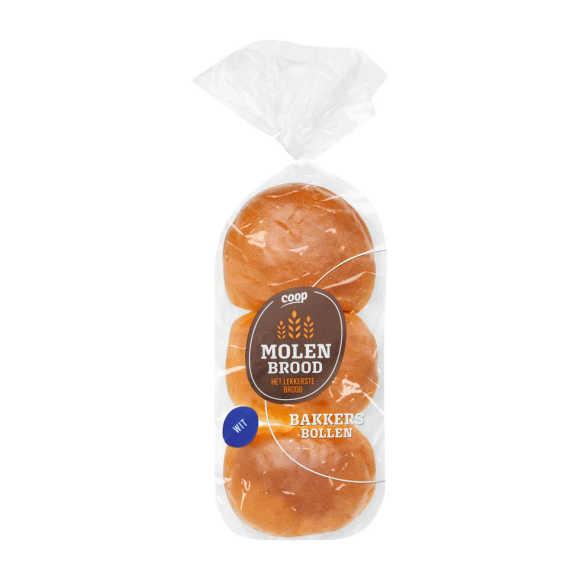Bakkersbol Wit product photo
