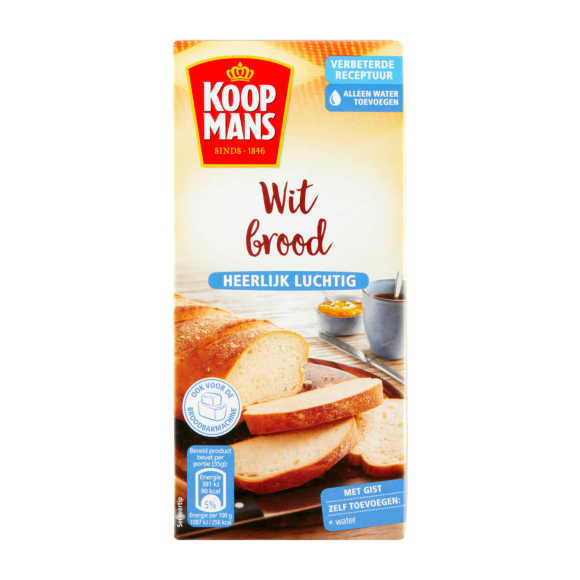 Koopmans Brood wit product photo