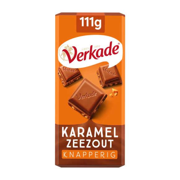 Verkade Tablet karamel zeezout product photo