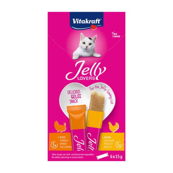 Vitakraft Jelly Lovers kip & kalkoen product photo