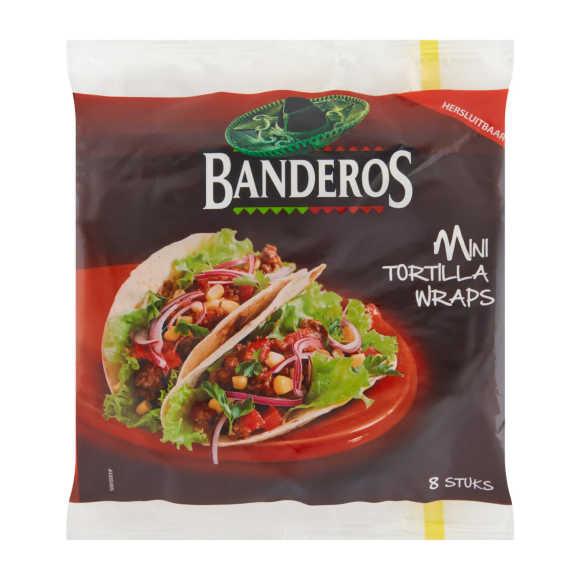 Banderos Tortilla wraps mini product photo