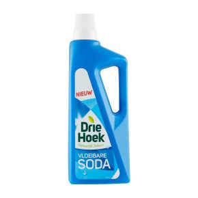 Driehoek Vloeibare soda product photo
