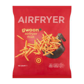 g'woon Airfryer friet product photo
