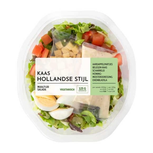 Fresh & Easy Maaltijdsalade Hollandse kaas product photo