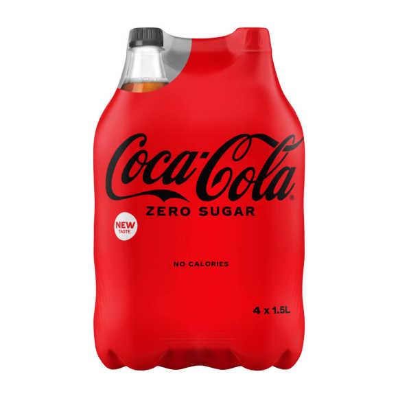 Coca-Cola Cola zero product photo
