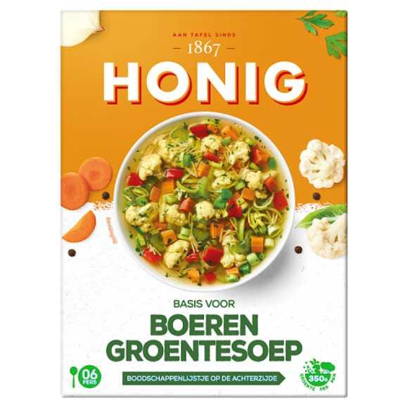 Honig Boeren groentesoep product photo