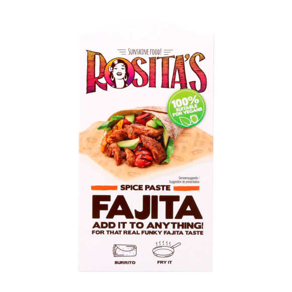 Rosita's Kruidenpasta fajita product photo