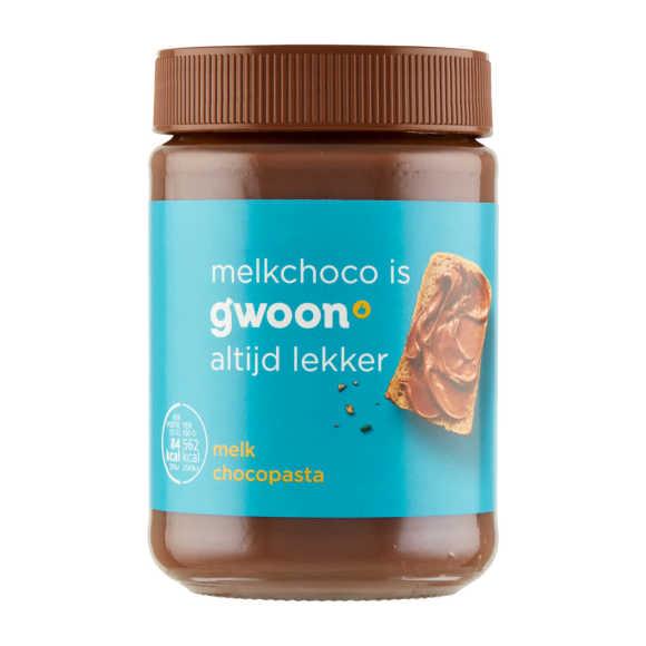 g'woon Chocopasta melk product photo