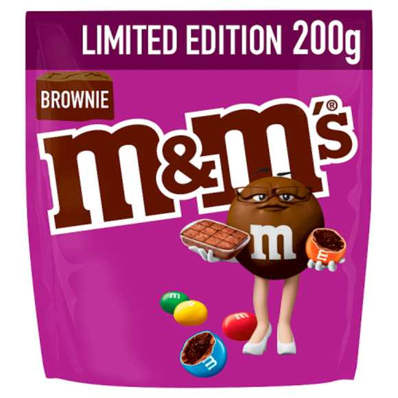 M&M's Brownie product photo