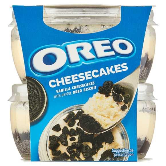 Oreo Cheesecake product photo