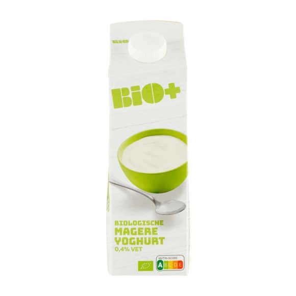 Bio+ Biologische magere yoghurt 0,4% vet product photo