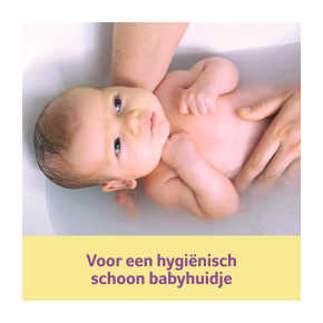 Zwitsal Zeepvrije wascrème baby product photo