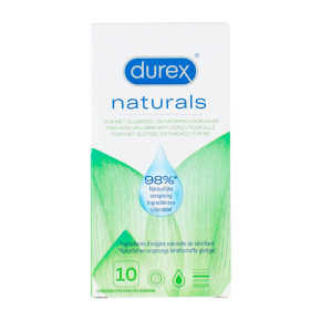 Durex naturel condooms product photo