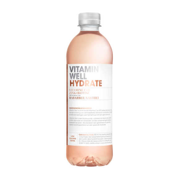 Vitamin Well Well hydrated product photo