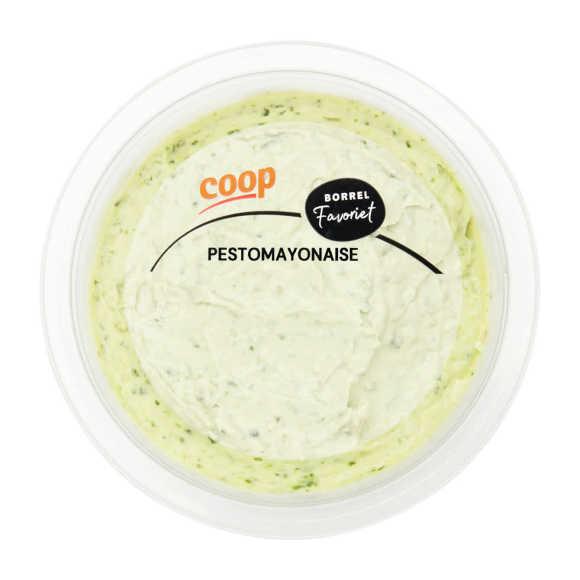 Tapas pesto mayonaise product photo