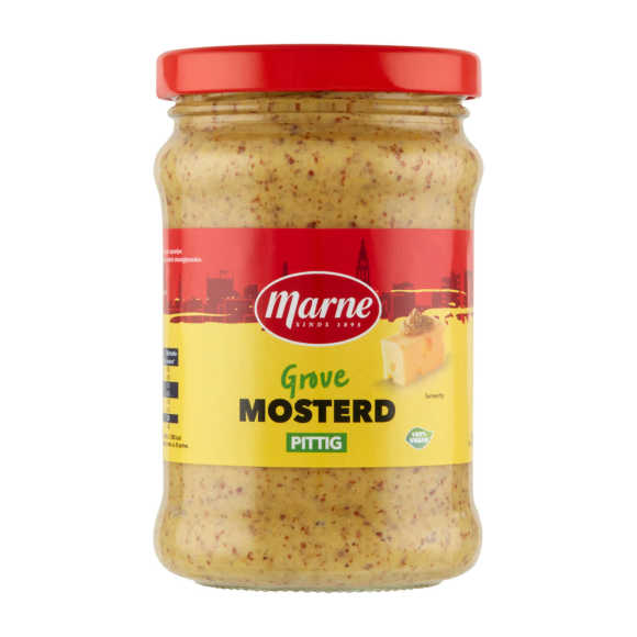 Marne Mosterd grof pittig product photo
